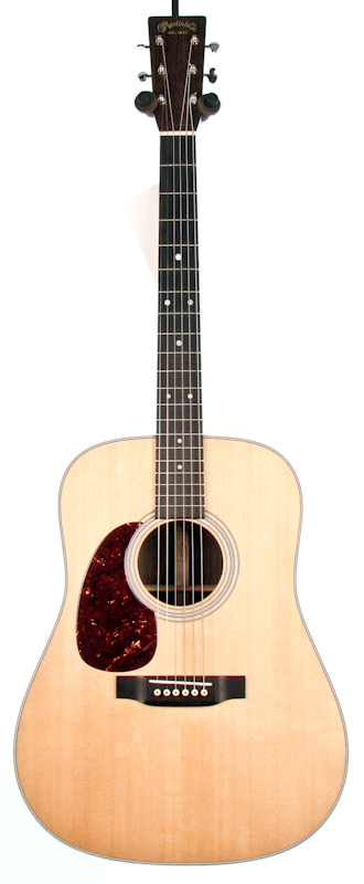 martin d 28 acoustic guitar natural left handed waverly tuners pre owned ebay. Black Bedroom Furniture Sets. Home Design Ideas