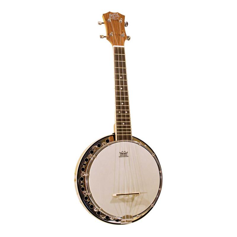 Barnes & Mullins UBJ1 Banjo Ukulele (NEW) | eBay