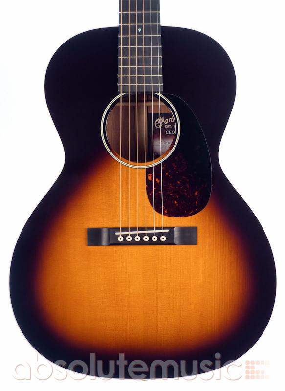 martin ceo 7 guitare acoustique sunburst d 39 occasion ebay. Black Bedroom Furniture Sets. Home Design Ideas