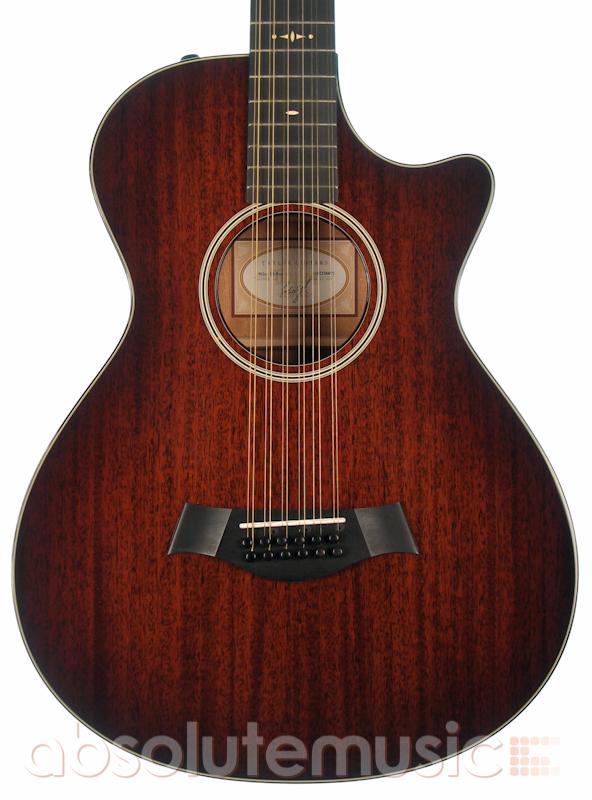 taylor 562ce 12 frettes 12 cordes guitare acoustique d. Black Bedroom Furniture Sets. Home Design Ideas