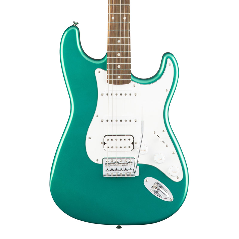 Squier Affinity Strat Wiring Diagram: Fender Squier Affinity Series Stratocaster HSS, Race Green