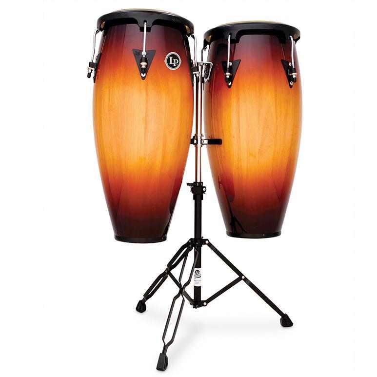 Lp Latin Percussion Aspire Conga Set Vintage Sunburst