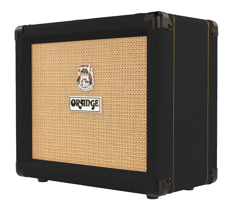 orange crush 20 guitar amp combo black new ebay. Black Bedroom Furniture Sets. Home Design Ideas