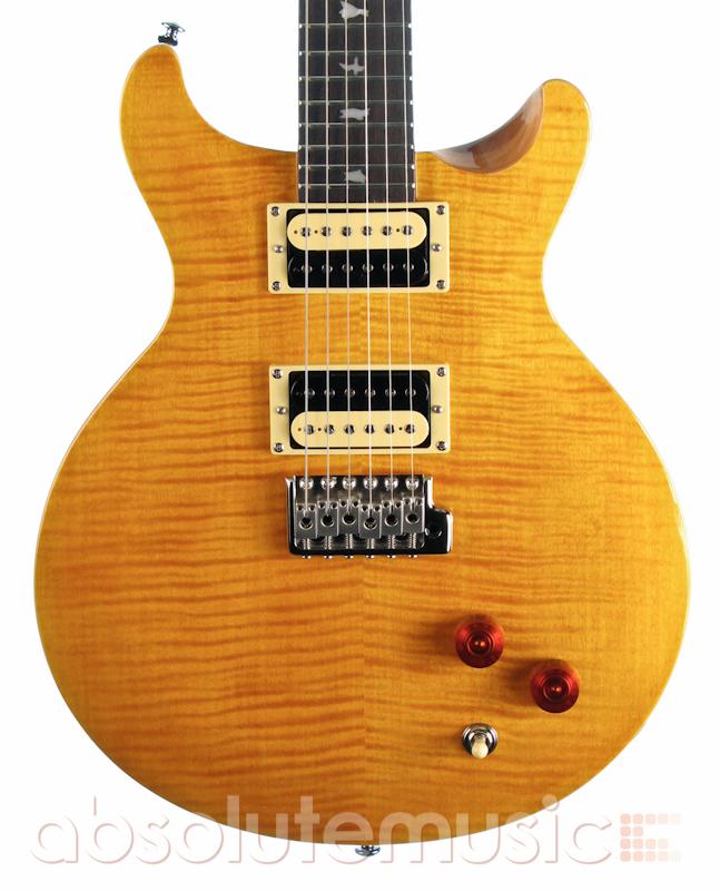 prs se santana electric guitar 2017 model santana yellow new ebay. Black Bedroom Furniture Sets. Home Design Ideas